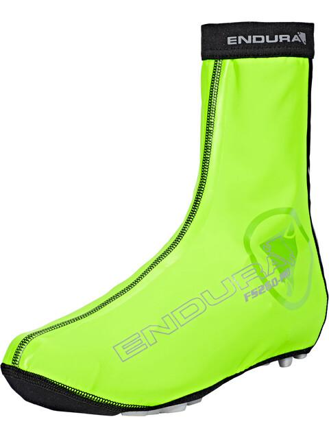 Endura FS260-Pro Slick Überschuhe Neon Grün